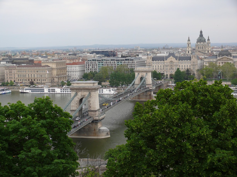 Kettenbrück Budapest