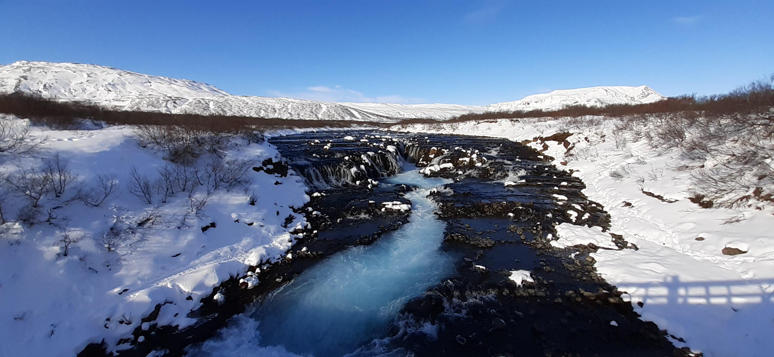 Island März 2020