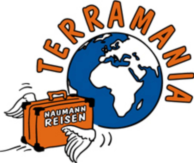 Terramania Reisen Logo