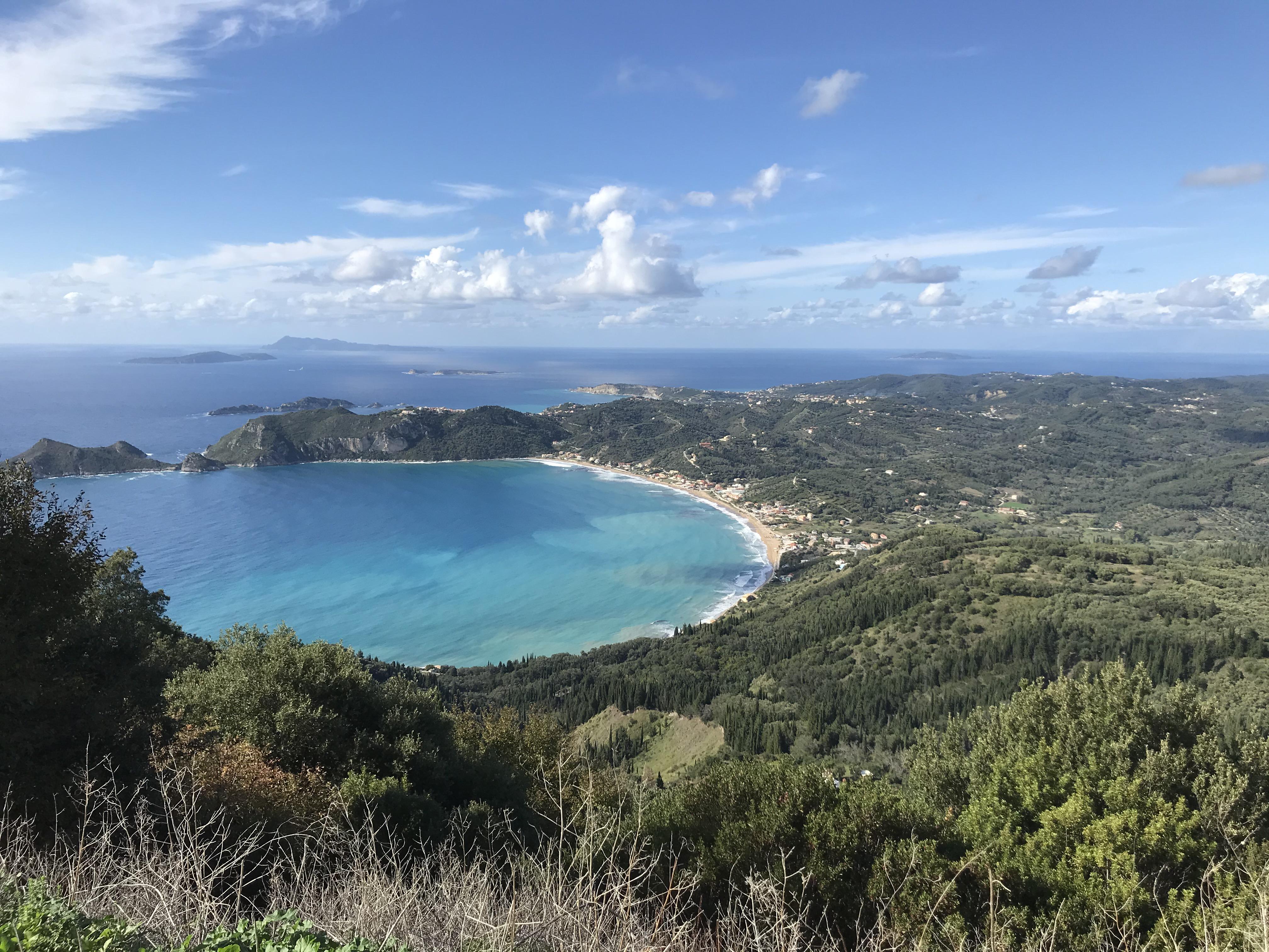 Korfu- Agios Georgios