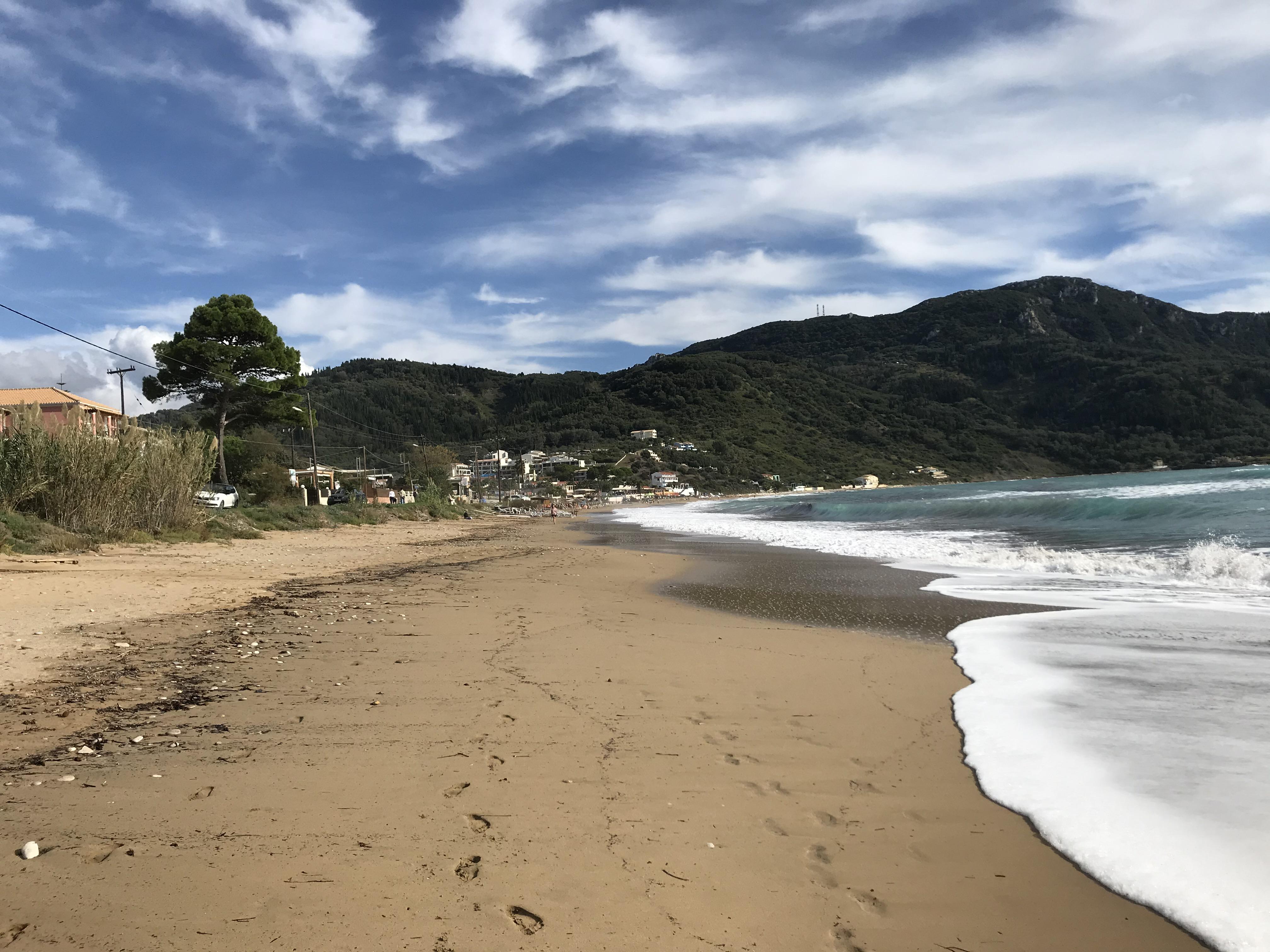 Korfu -Agios Georgios