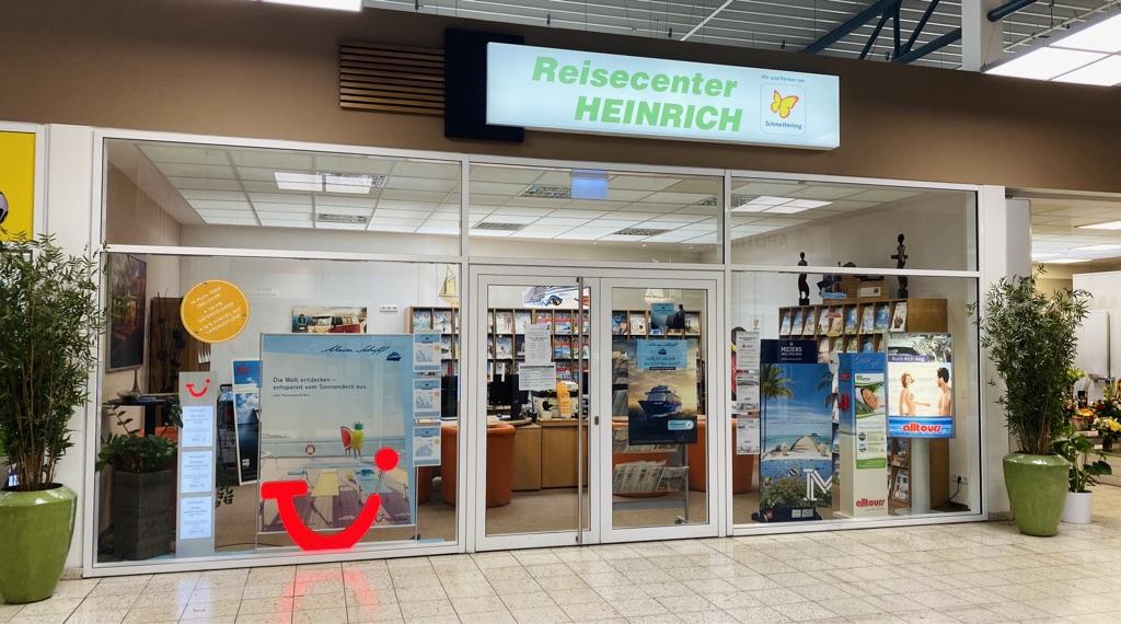 Reisecenter Heinrich im Junkerspark